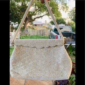Vintage beaded handbag 👜.